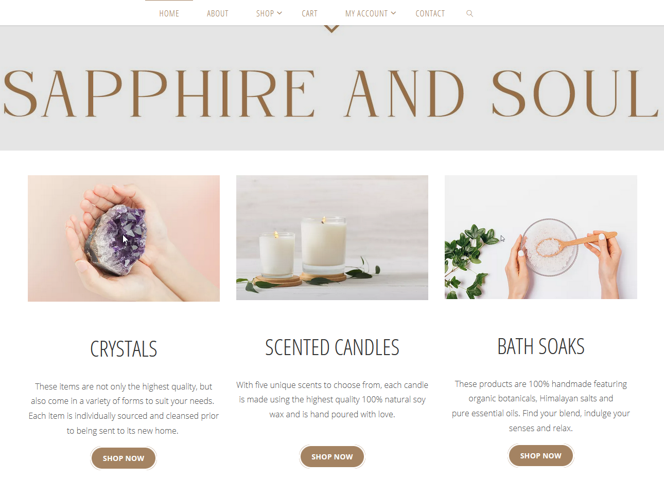 Sapphire & Soul