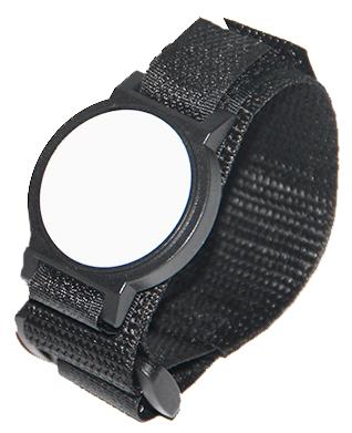 Black Tag – Velcro RFID Wristband